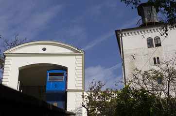 zagreb funicular and lotrscak tower