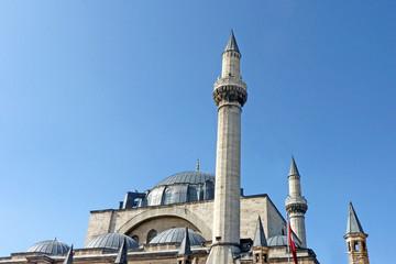 Mosquée et son minaret