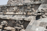 Temple of Quetzalcoatl, Teotihuacan (Mexico) - Fine Art prints