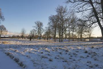 Park_snow