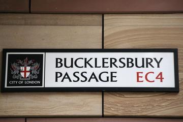 bucklersbury passage