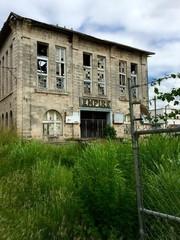abandoned Bridgetown cinema