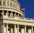 US Capitol Building, Washington DC - Close up