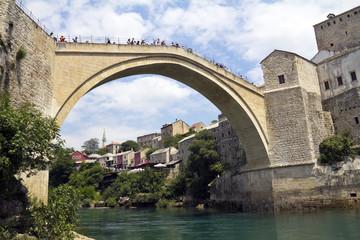 The Old Bridge, Mostar, Bosnia-Herzegovina