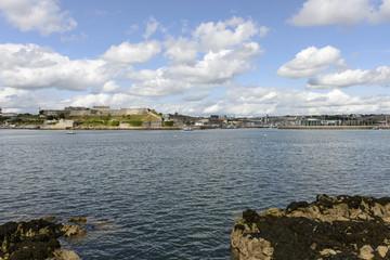 Royal Citadel and Plymouth