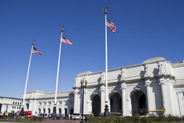 Union station in, Washington, DC, United States