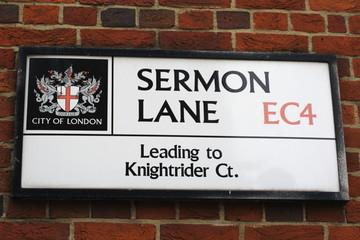 Sermon Lane