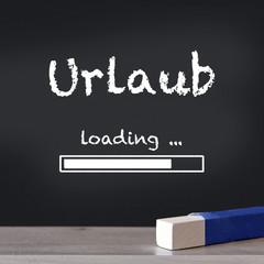 urlaub loading
