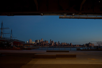 Brooklyn: Skyline