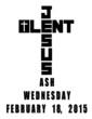 2015 ash wednesday lent icon
