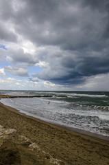 Mare: tempesta in arrivo