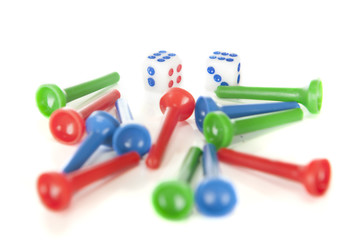Tiny Game Pieces