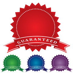 Guaranteed Banners in Bright Colors