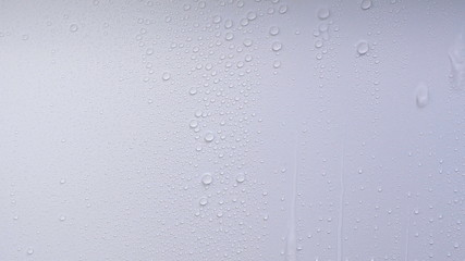 Water drops in 3840X2160 4K UHD video.