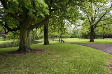 Park at Rottterdam