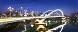 Lyon city and Rhone river - 75347617