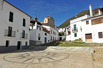 Linares de la Sierra, sierra de Huelva, España