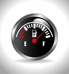 Fuel design, vector illustration.