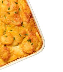 Dauphinoise potato oven dish