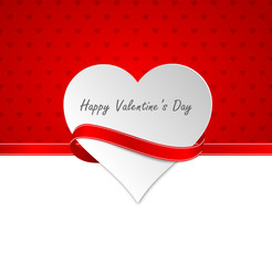 Herz Valentinstag