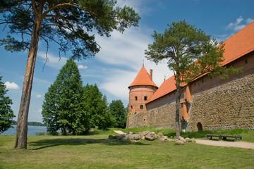 Замок Тракай