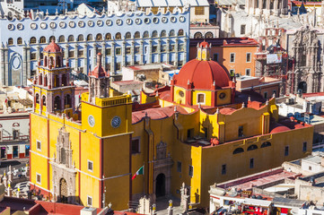 Basilica of Our Lady of Guanajuato, Mexico
