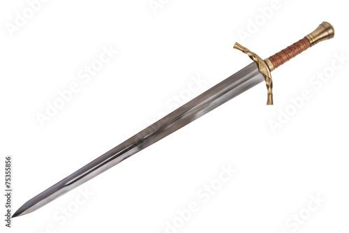Leinwandbild Motiv Sword