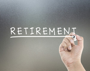 retirement text