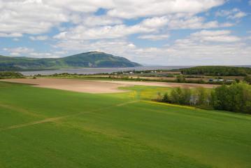 Landscape Horizontal View