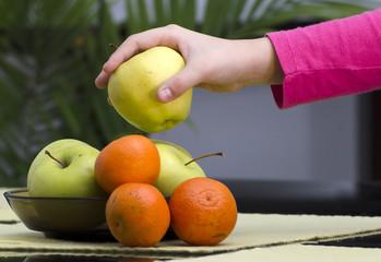 health food fruits