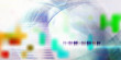 canvas print picture - menschen business futuristisch