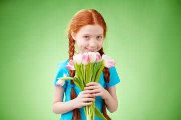 Cute daughter