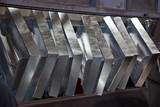 Galvanizing the steel