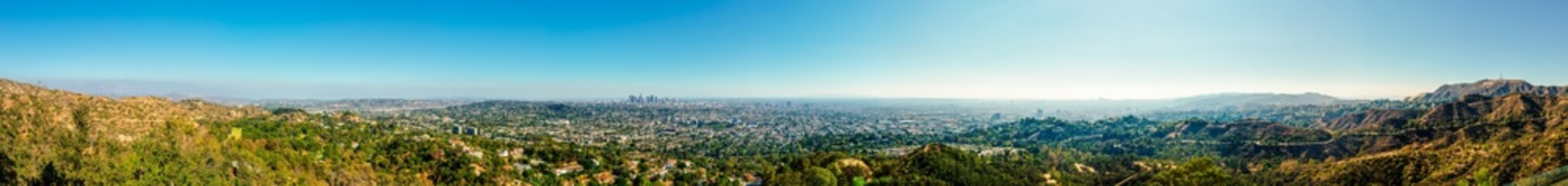 Panorama Los Angeles - Hollywood Hills