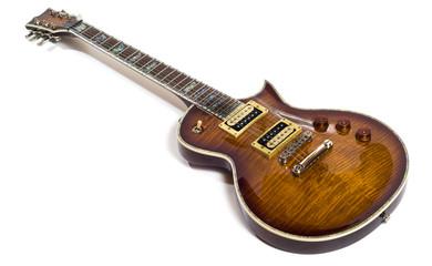 Guitarra aislada