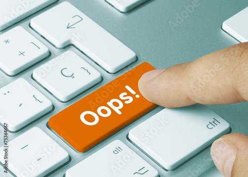 Oops! - 75364667