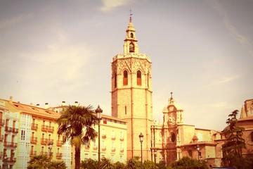 Valencia. Cross processed color tone.