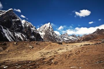 Sagarmatha National Park, Everest region, Nepal