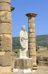Emperor Trajan, Baelo Claudia, Tarifa, Spain
