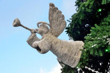 Ангел на елке