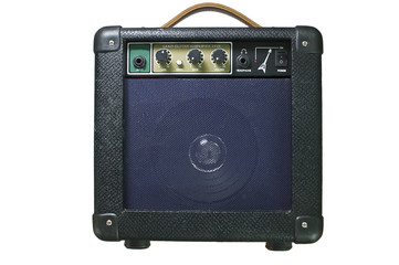 Amp guitar.