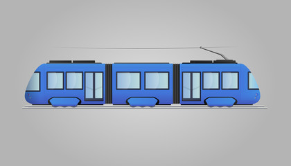 Tram extended Urban Transport