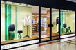 fashion clothes shop storefront - 75372872