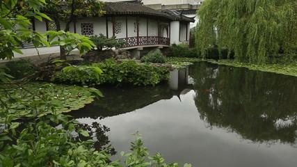 Koi Pond Sun Yat Sen Park, Vancouver