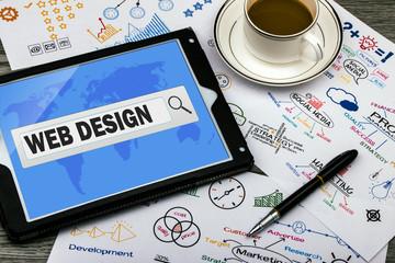 search for web design
