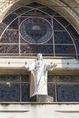 Roman Catholic Cathedral in Santa Clara,Cuba