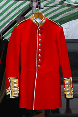 British red coat