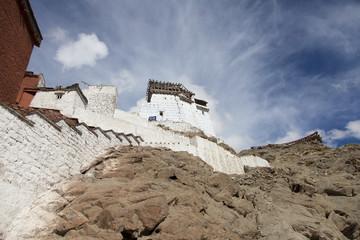 namgyal tsemo monastery, LEH