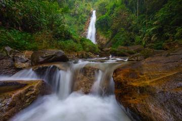 Khun Korn waterfall landscape