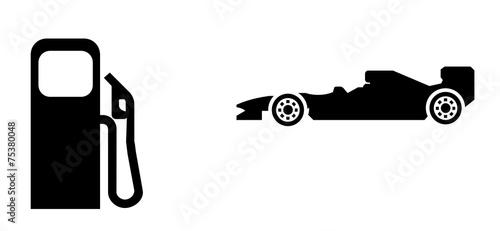Deurstickers F1 F1